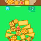 チャレンジモード 限界までクッキーをつみあげよう。