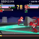 戦闘画面:バシバシ戦いましょう!