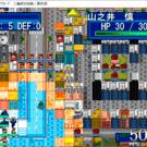 現代日本を舞台にした戦略マップ