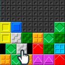 落ちもの系パズルゲーム「スライド&マッチ」