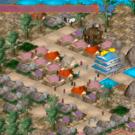 街道を整備して城下町を作ろう!