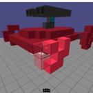 ブロックを組み合わせてロボットを作成